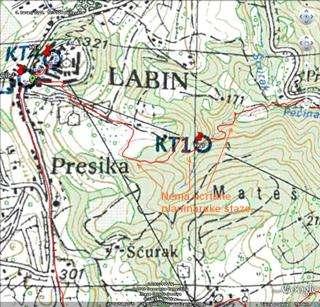 IstraTrek2010 - Start-KT1-KT2