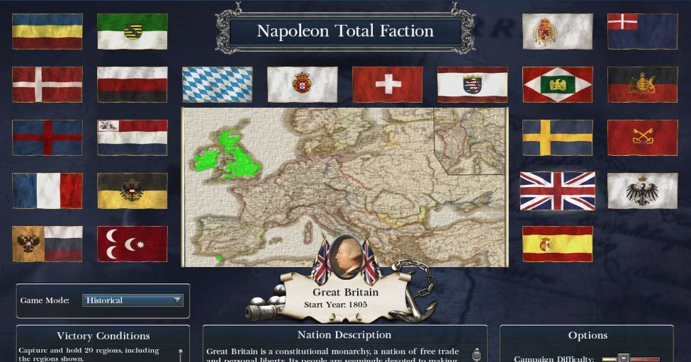 how do you unlock all the playable factions - Total War Forums