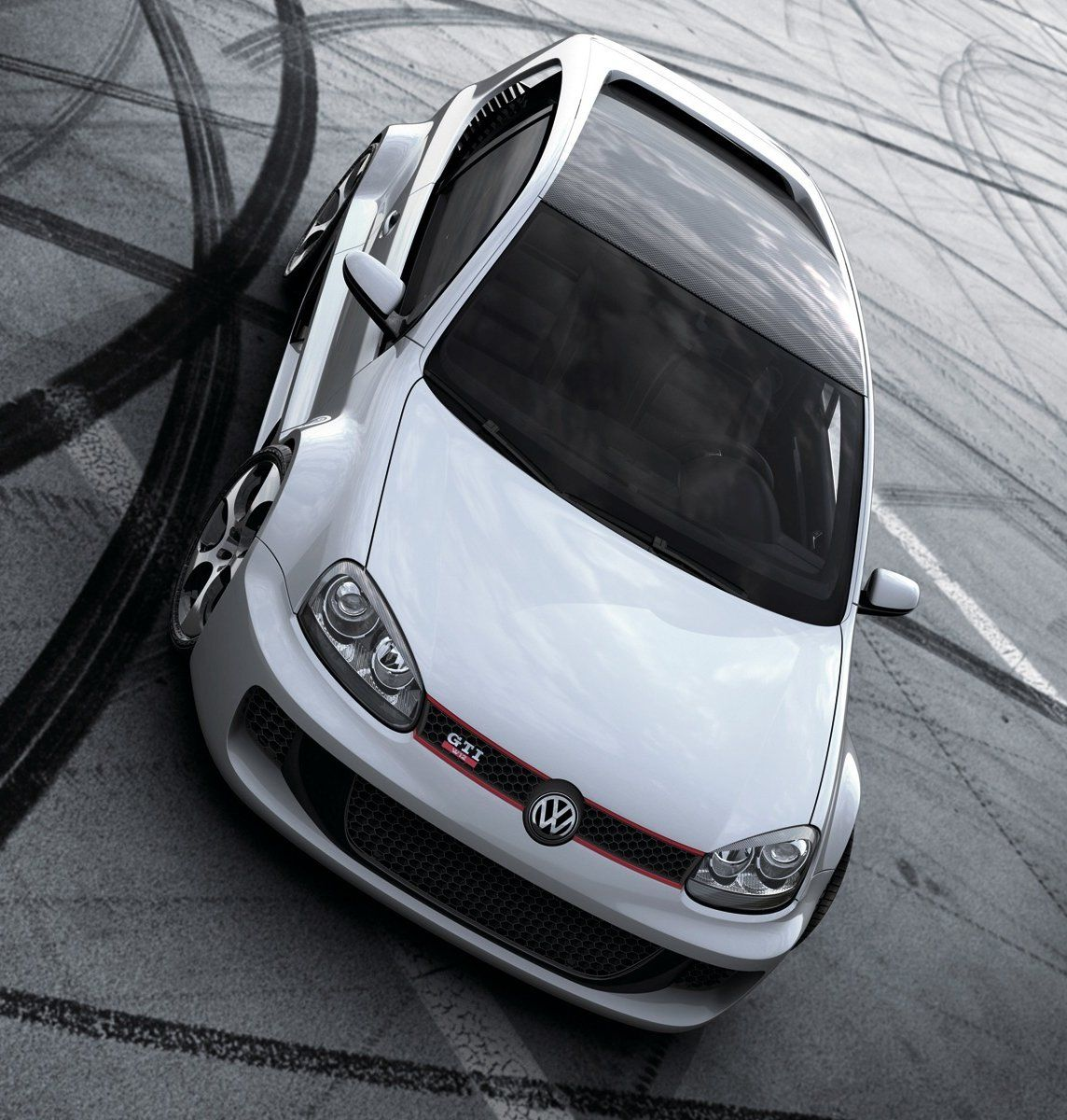 power cars vw golf 5 gti w12 650. Black Bedroom Furniture Sets. Home Design Ideas