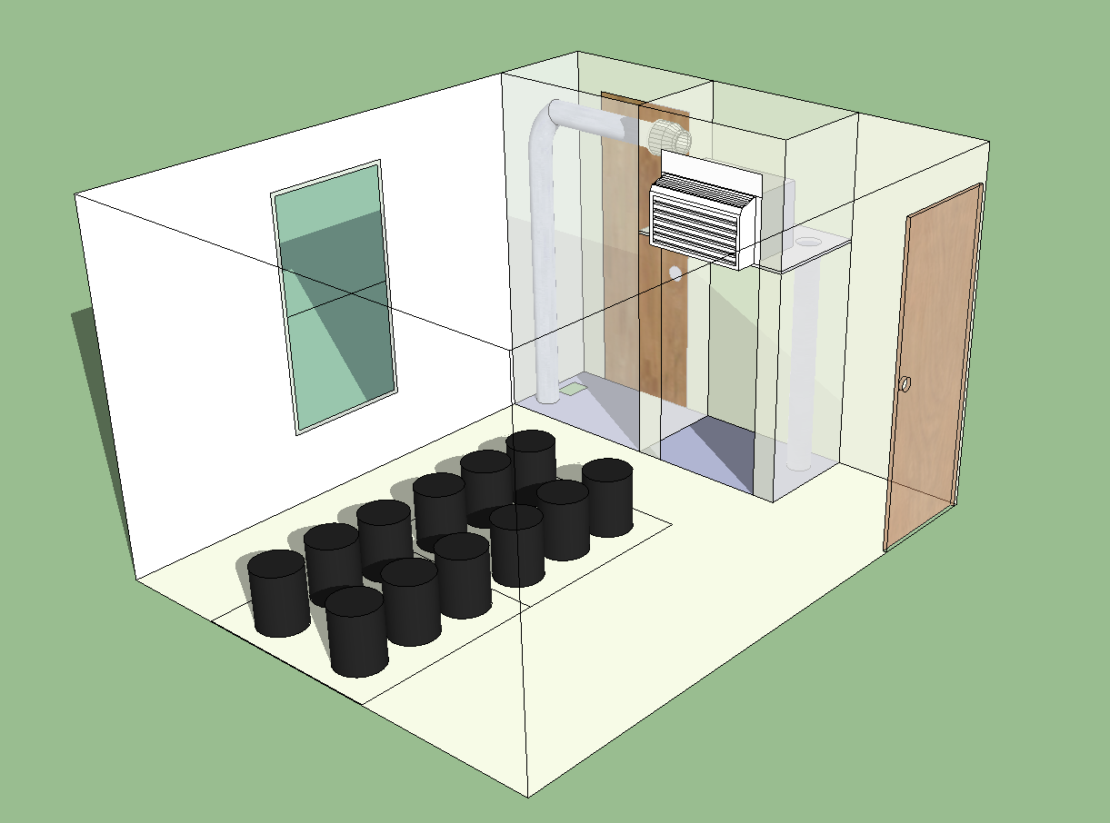 Long time no see help me design my new room growroom Grow room designs